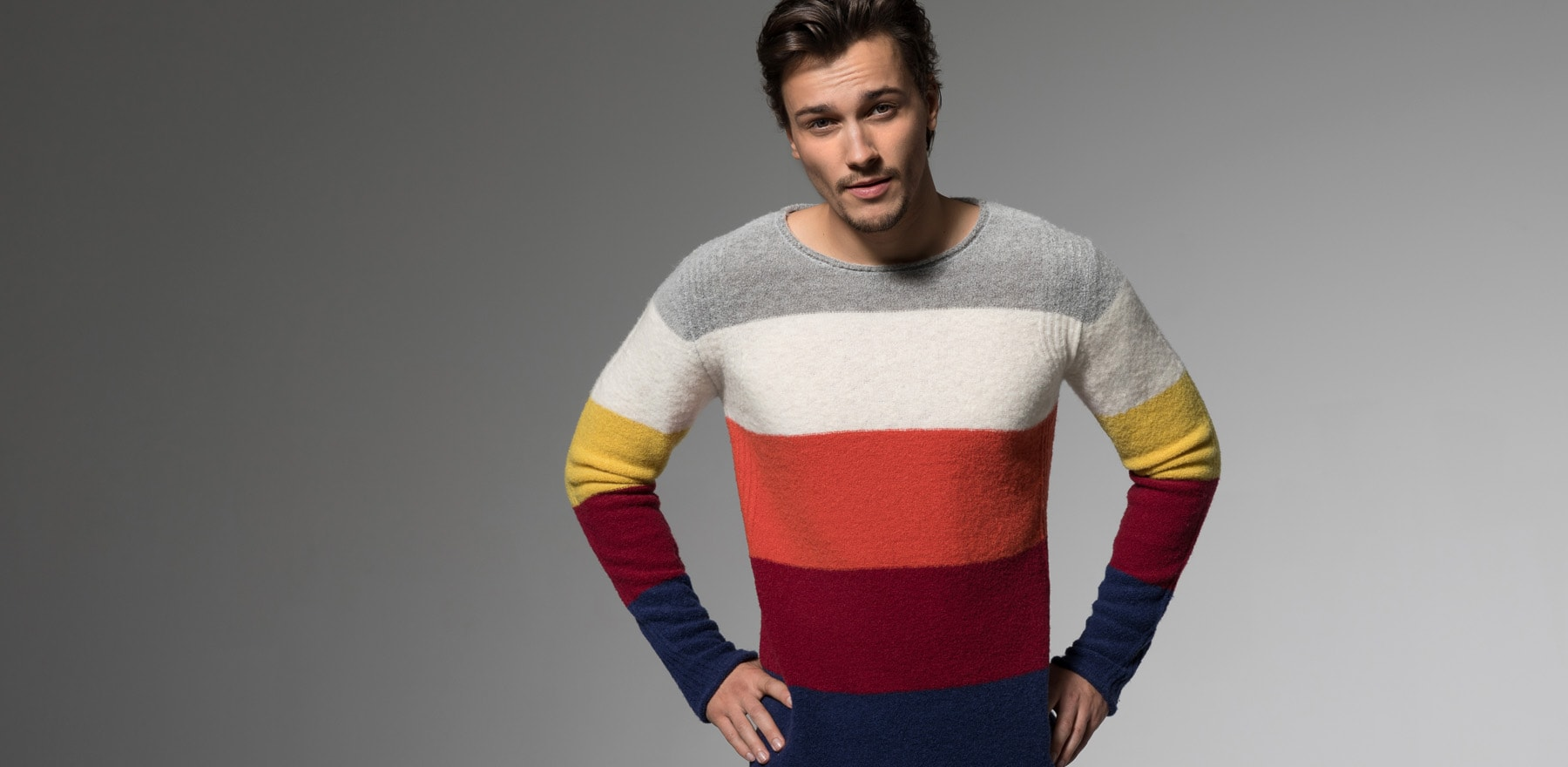 DRAKEWOOD Streifen Pullover