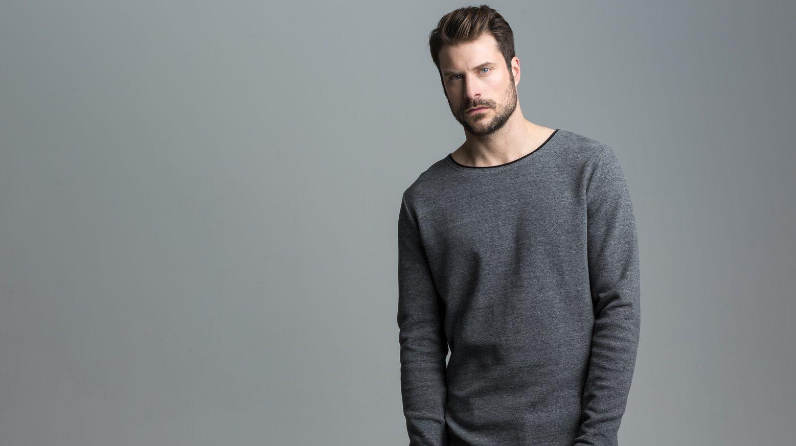 DRAKEWOOD Sweatshirt aus Kaschmirwolle Stefan Biergans