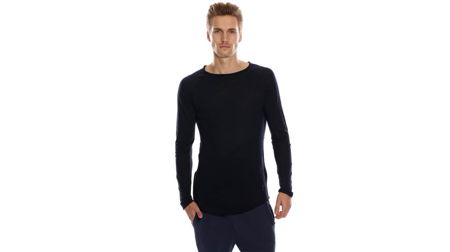 DRAKEWOOD Leinen Shirt Stefan Biergans