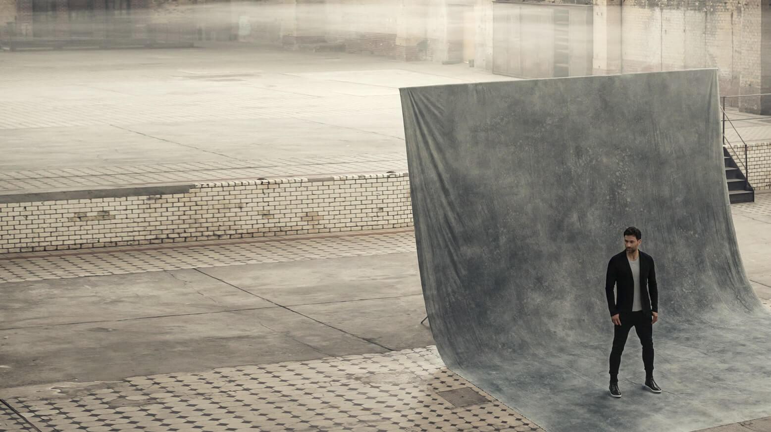 DRAKEWOOD Jersey-Anzug Supima Baumwolle Stefan Biergans